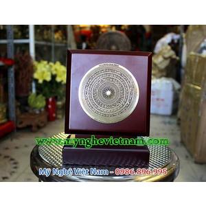 Biểu trưng trống đồng quà tặng lưu niệm, quà tặng đối tác nước ngoài