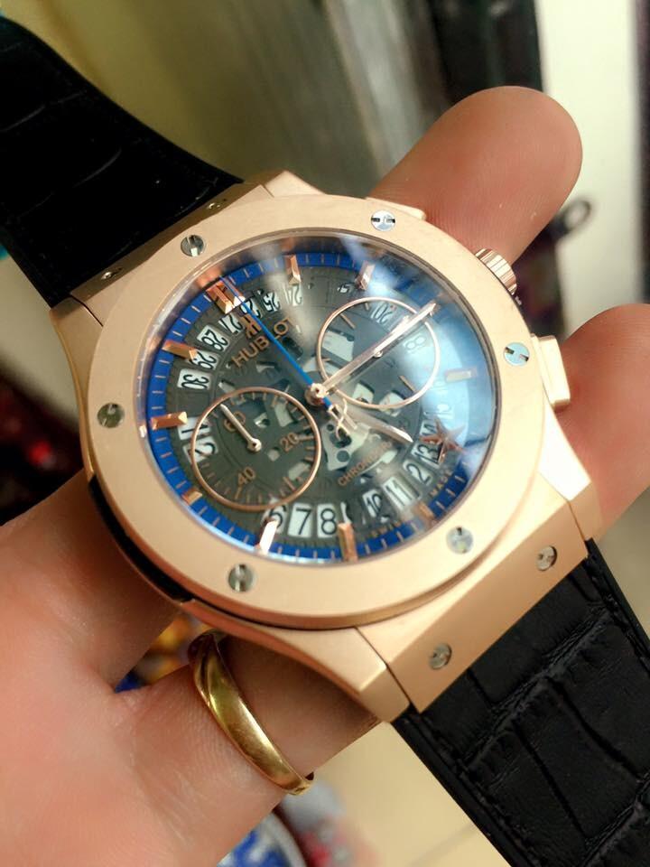 Đồng hồ nam Hublot Big Bang Chronograph HBL011
