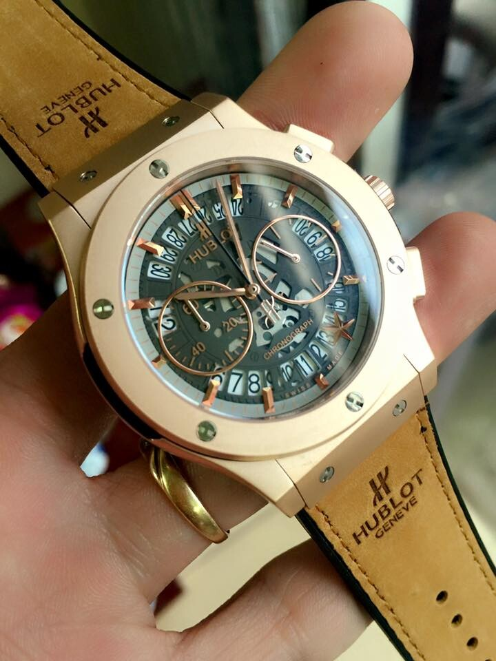 Đồng hồ nam Hublot Big Bang Chronograph HBL015