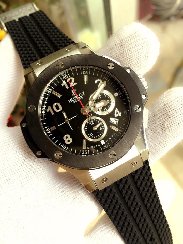 Đồng hồ nam Hublot Big Bang Chronograph HBL017