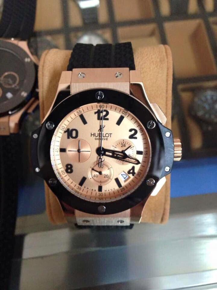 Đồng hồ nam Hublot Big Bang Chronograph HBL019