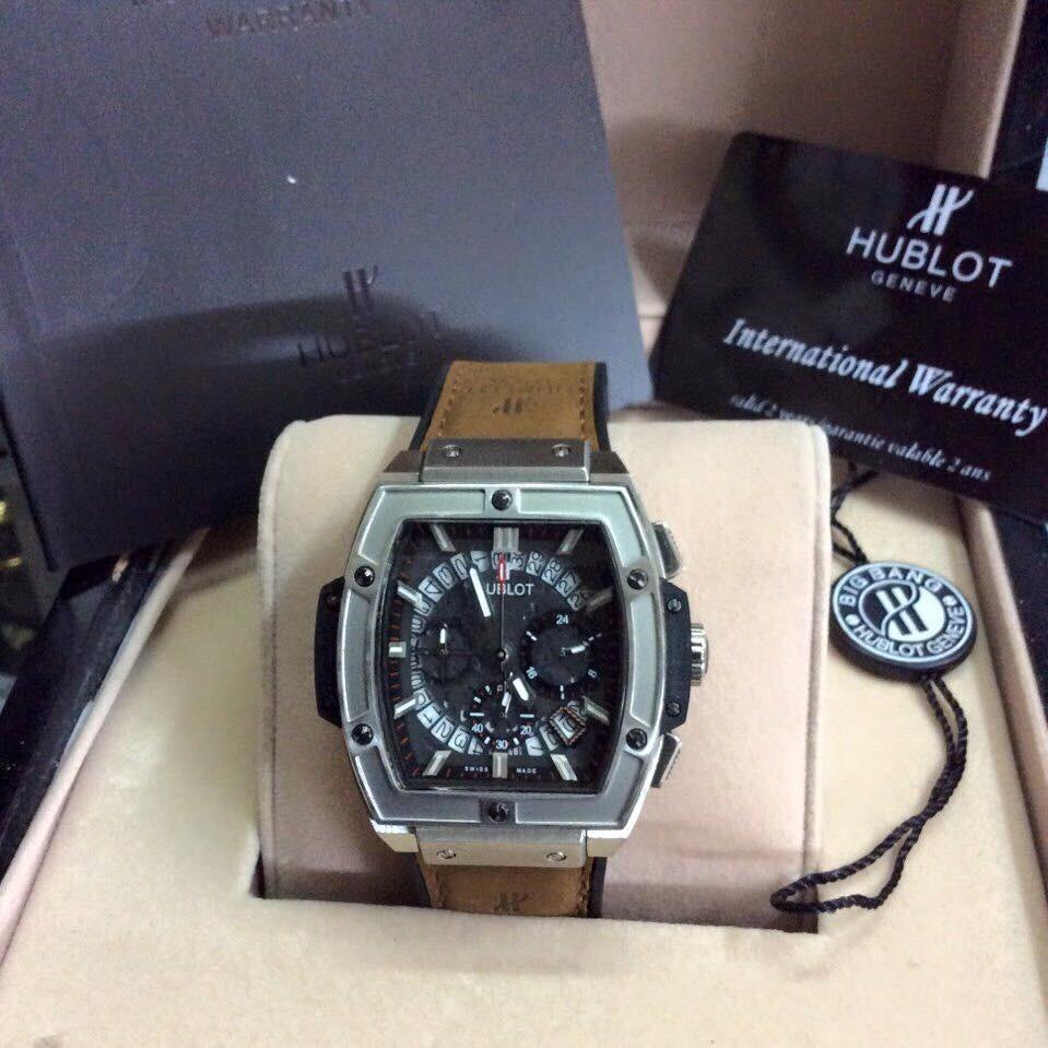 Đồng hồ nam Hublot Senna Chronograph HBL023