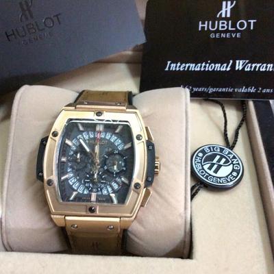 Đồng hồ nam Hublot Senna Chronograph HBL024