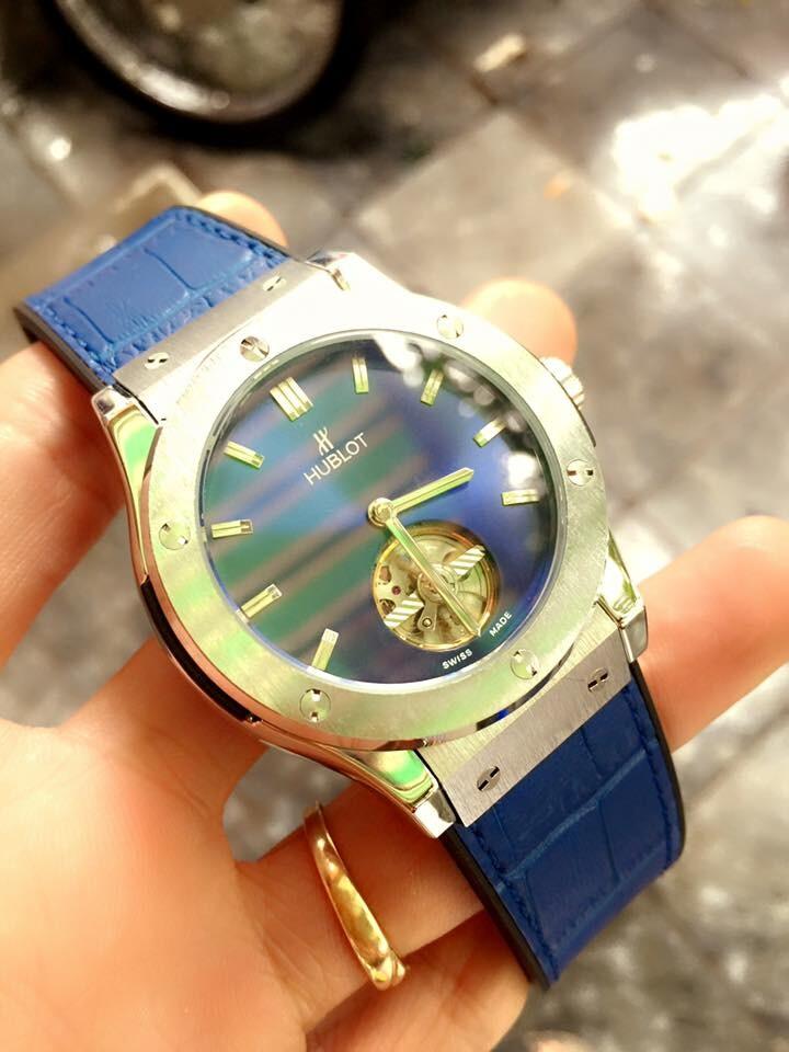 Đồng hồ nam Hublot tourbillon automatic HBL035