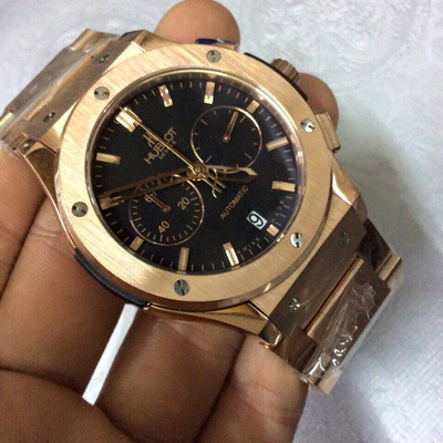 Đồng hồ nam Hublot chronograph automatic Stainless Steel HBL044