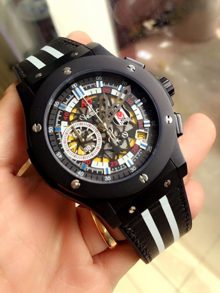 Đồng hồ nam Hublot Big Bang Chronograph HBL007
