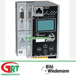 Bihl + Wiedemann BWU1568   Bộ chuyển đổi PROFIBUS AS-i Bihl + Wiedemann BWU1568   Greentech Vietnam
