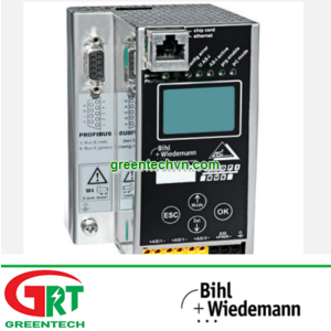 Bihl + Wiedemann BWU2720 | Bộ chuyển đổi EtherCAT AS-i Bihl + Wiedemann BWU2720 | Greentech Vietnam
