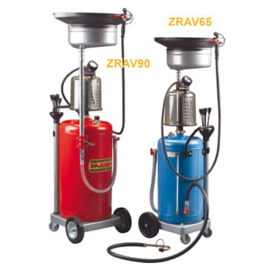Bình hứng dầu thải kèm phễu hứng ZRAV65-ZRAV90