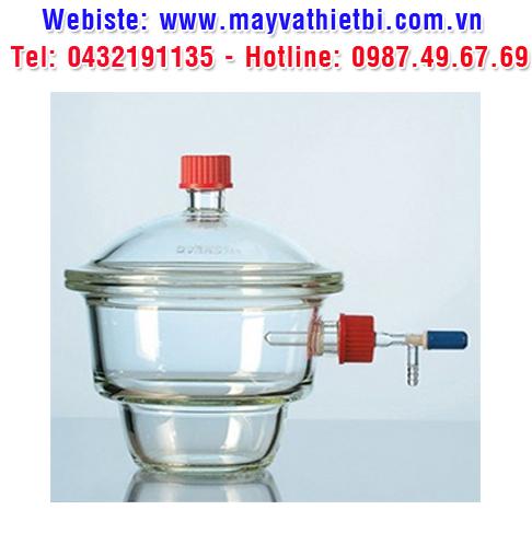 Bình hút ẩm có vòi và van dưới MOBILEX (GL 32) - DURAN