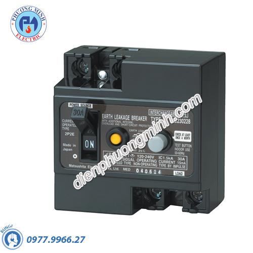Bộ ngắt mạch an toàn và bảo vệ dòng rò - Model BJJ23022-8