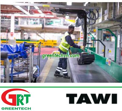 TP55   Baggage vacuum tube lifter   Máy nâng ống chân không hành lý   Tawi Việt Nam