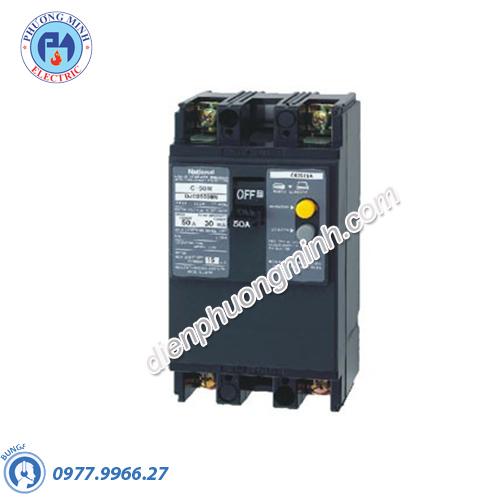 Bộ ngắt mạch an toàn và bảo vệ dòng rò - Model BKW2503Y