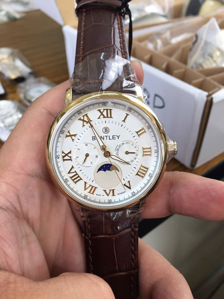 Đồng hồ nam Bentley BL1690-10473