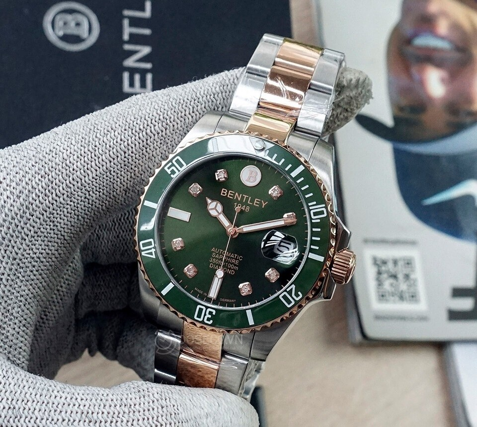 Đồng hồ nam Bentley BL1839-152MTGG-R