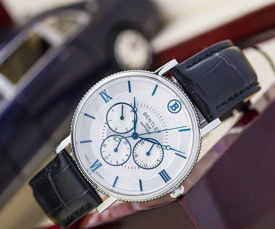 Đồng hồ nam Bentley BL1865-20MWWB