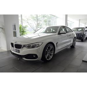 BMW 420i Gran Coupé