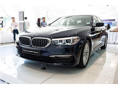 Đánh giá BMW 520i - 2019: Mang lại giá trị và niềm tin tại BMW Hải Phòng