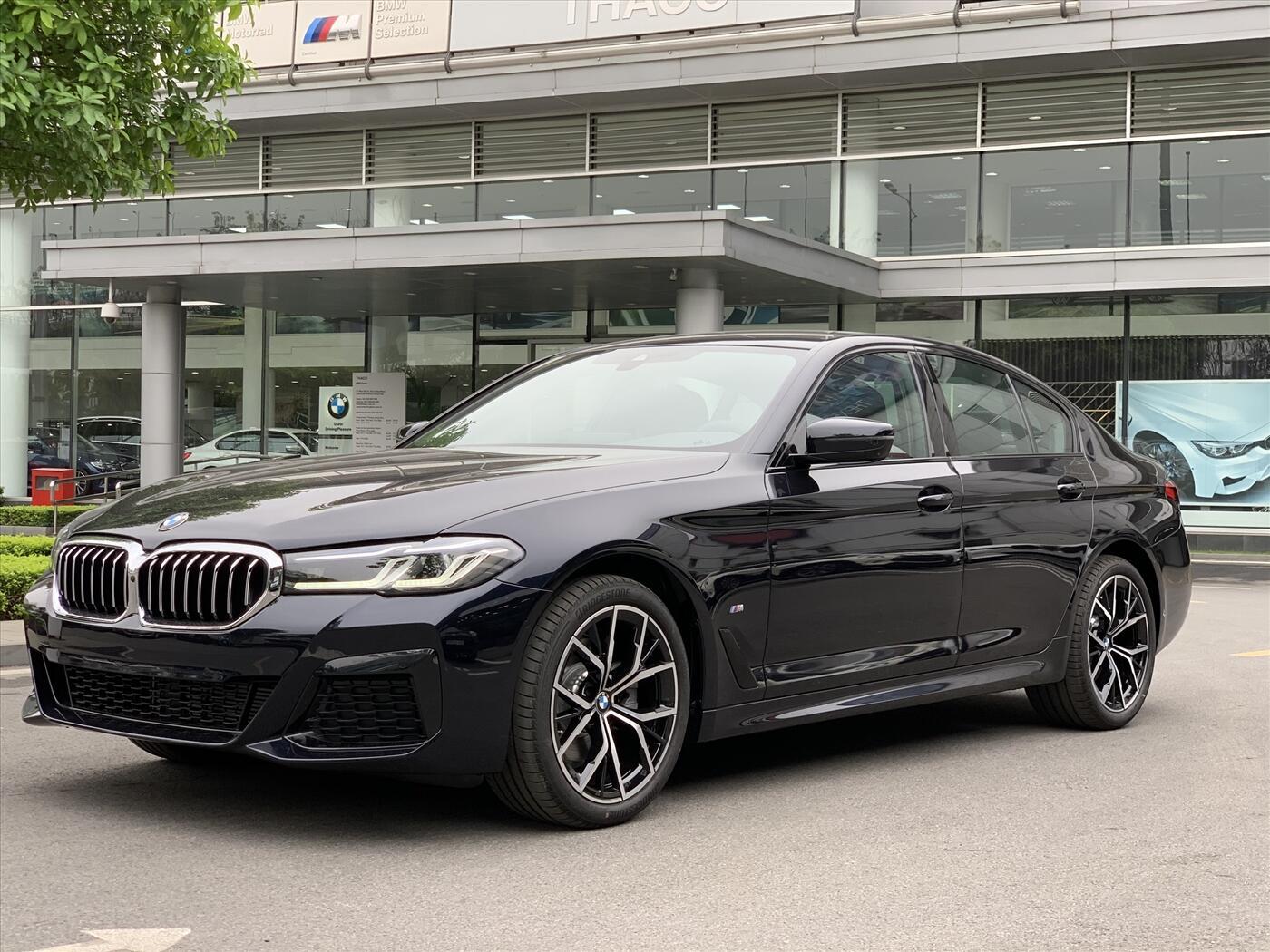 BMW 520i M-Sport