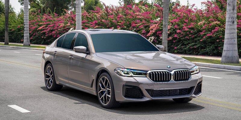 BMW 520i Luxury Line