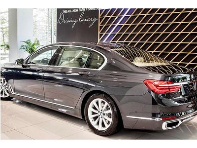 Hải Phòng - BMW 730Li: Nghệ thuật dung hòa, tính thể thao sang trọng.