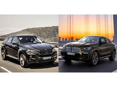 Sự khác biệt giữa BMW X6 thế hệ cũ (F16) và thế hệ mới (G06) | BMW Hải Phòng