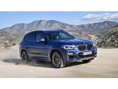 BMW X3 mới làm nóng cuộc đua phân khúc SUV hạng sang cỡ trung tại BMW Hải Phòng