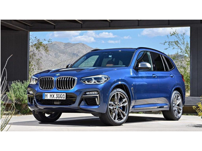 NHỮNG ĐIỂM NỔI BẬT TRÊN BMW X3 MỚI SẮP VỀ VIỆT NAM | BMW Hải Phòng