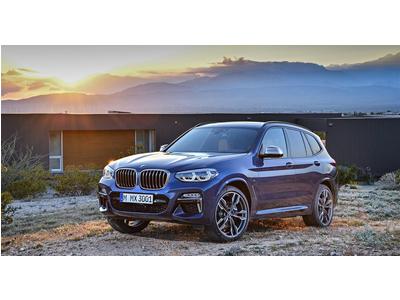 BMW X3 – SUV tràn ngập công nghệ tại BMW Hải Phòng