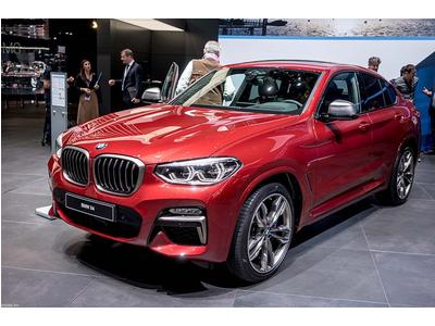BMW X4 xDrive 20i – SUV thể thao mang phong cách coupe tại BMW Hải Phòng