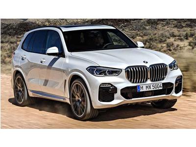 BMW X5 – ĐỐI THỦ ĐÁNG GỜM TRONG PHÂN KHÚC SUV HẠNG SANG TẠI BMW HẢI PHÒNG