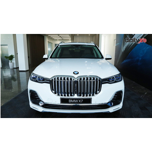 BMW X7 xDrive40i Pure Excellence