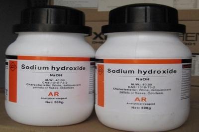 Sodium Hydroxyde (NaOH)