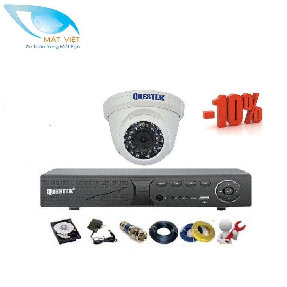 Bộ 1 camera Questek QD-01