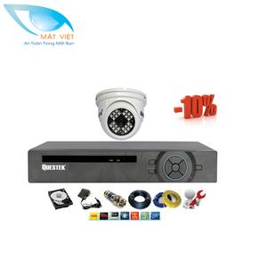 Bộ 1 camera Questek QE-01