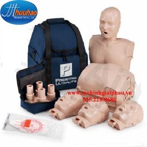 Bộ 4 mô hình thực hành kỹ năng CPR cơ bản ở người lớn