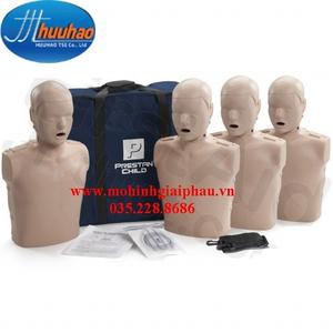 Bộ 4 mô hình thực hành kỹ năng CPR cơ bản trẻ em