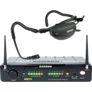 Bộ âm thanh không dây Samson AirLine 77 Fitness Head Worn. Tần số N1: 642.375 MHz (SW7AVSCE - N1)