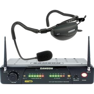 Bộ âm thanh không dây Samson AirLine 77 Vocal Head Worn. Tần số N6- 645.750 MHz (SW7AVSCV10 - N6)