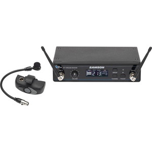 Bộ âm thanh không dây Samson AWX Wind Instrument Micro Transmitter UHF Wireless System