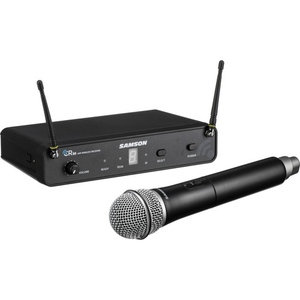 Bộ âm thanh không dây Samson Concert 88 Handheld 16-Channel True Diversity UHF (SWC88HCL6-D)