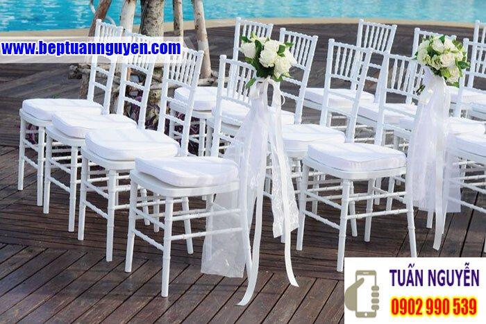 Ghế đám cưới giá rẻ