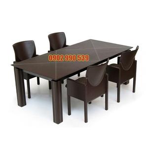 Bộ bàn ghế phòng ăn giá rẻ