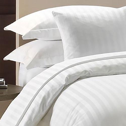 Bộ Chăn Drap Gối Khách Sạn Tiêu Chuẩn 1M4