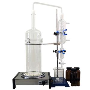 Bộ chưng cất thí nghiệm 2000 ml K-HJ200(OilSP) - Nhật Bản