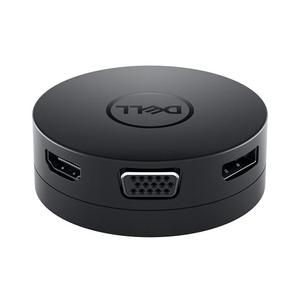 Bộ chuyển đổi Dell USB-C Mobile Adapter DA300 to USB/HDMI/LAN/DisplayPort/VGA