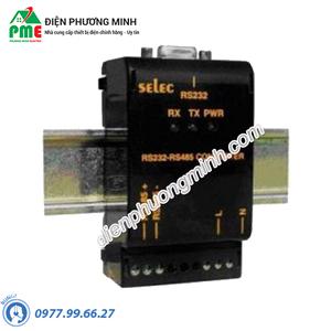 Bộ chuyển đổi RS485 - RS232 Selec - Model AC-RS485-RS232-ISO