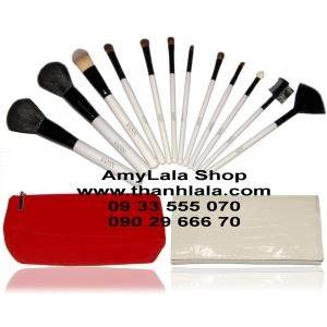 Bộ cọ IannCreations trang điểm lông dê cao cấp - 0902966670 - 0933555070