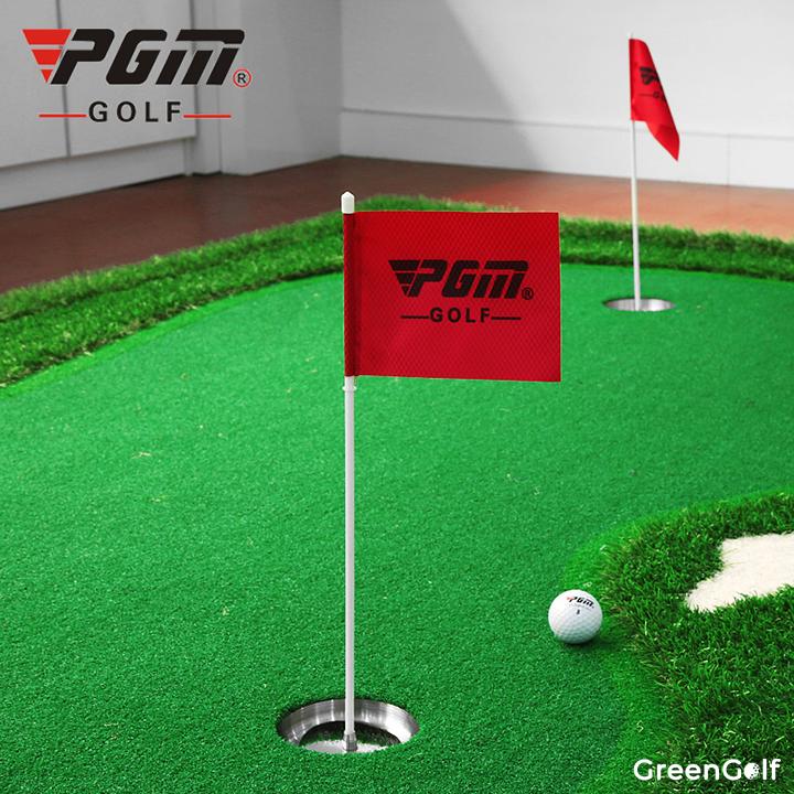 Bộ Lỗ Cờ Golf Inox 2cm
