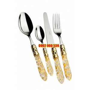 Bộ dao, muỗng, nĩa 24 món - TN10